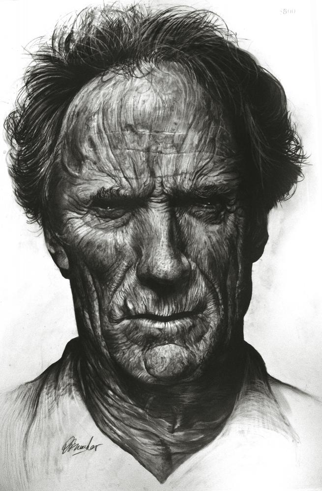 Clint Eastwood par boonie1974